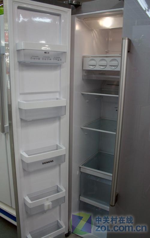 直降3600元 西门子豪华对开门冰箱促销