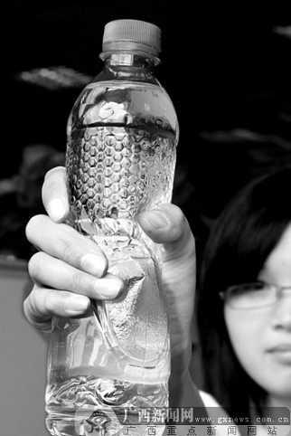 矿泉水瓶节能减排手工制作大全