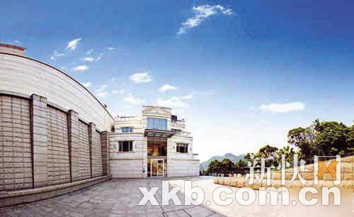 香港山顶加列山道73号别墅
