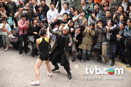 图:TVB《飞女正传》精彩剧照 - 61