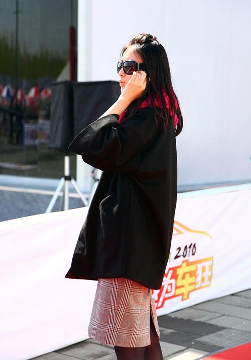 兽兽在北京车展现场(4月23日上午车展现场实拍)