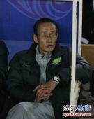 图文:[中超]河南VS北京 洪元硕胸有成竹