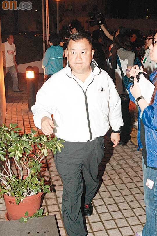曾志伟将伙拍郑裕玲担任大汇演司仪