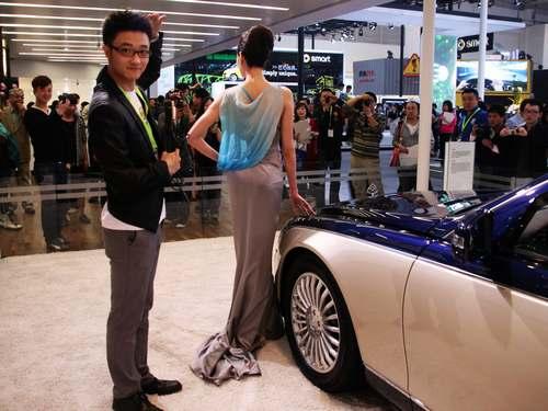搜狐汽车最爱主播带您刨根问底看车展