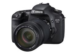 佳能单反7D降价 配18-135mm镜头送原厂包