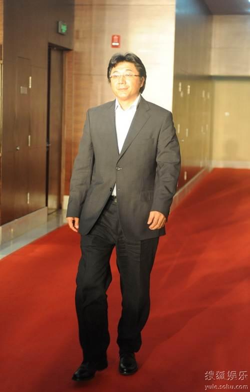 图:新《三国》总制片人杨晓明