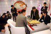 图文:BC卡杯决赛第三局 常昊与李世石赛后复盘