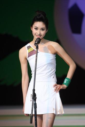图片:非常天使32强见面会 姜晓梦
