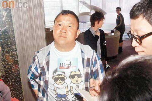 曾志伟表示稍后会公布善款的详细报告