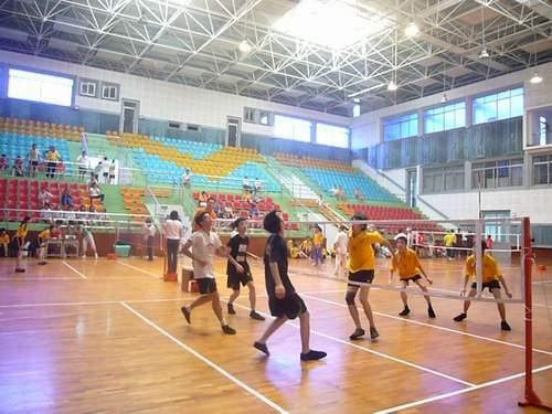 第四届全国体育大会比赛项目:毽球