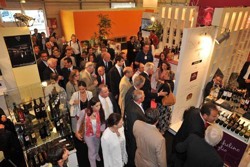 2009年亚太葡萄酒及烈酒展览盛况