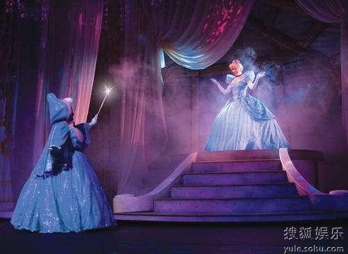 迪士尼舞台剧《三大经典童话》剧照 9