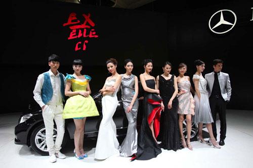 梅赛德斯-奔驰2010北京车展相关活动--5