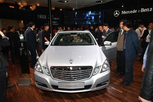 梅赛德斯-奔驰2010北京车展相关活动--7