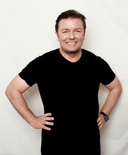 瑞奇-吉维斯(Ricky Gervais)