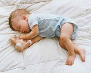 宝宝睡觉抖动是什么原因?