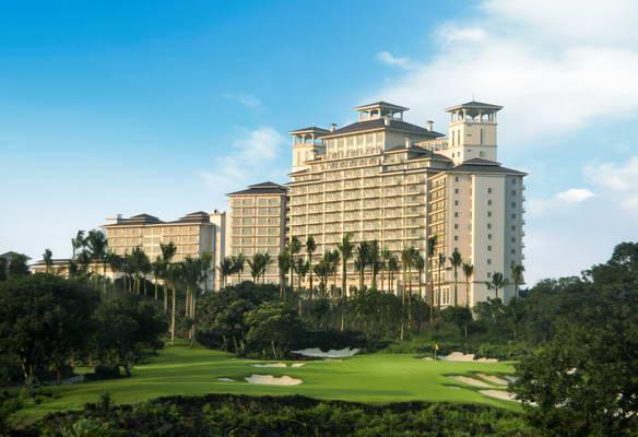 海南观澜湖酒店