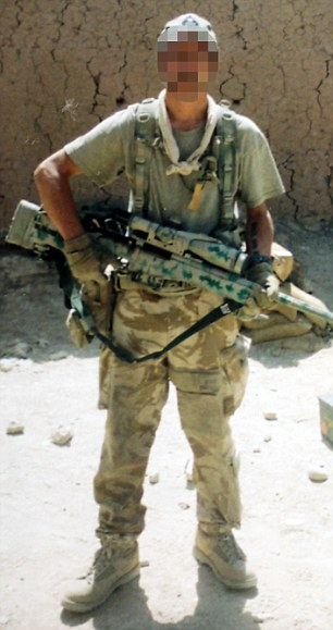 英国狙击手1600米外28秒射杀5名塔利班士兵(图)