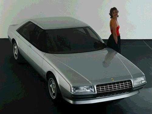 法拉利ceo宣称 发誓将不再生产4门轿车 高清图片