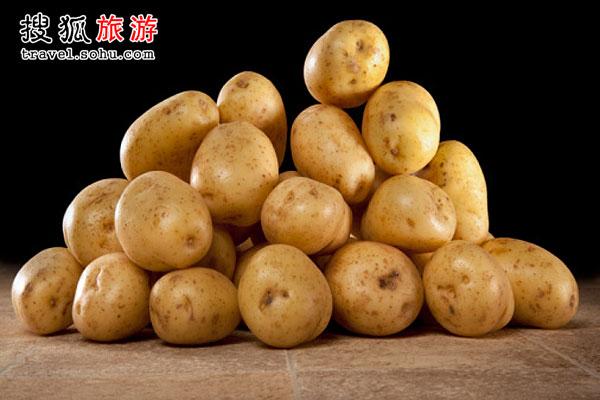 三件宝――土豆