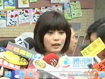 争女风波八月后,贾静雯台湾首次公开露面