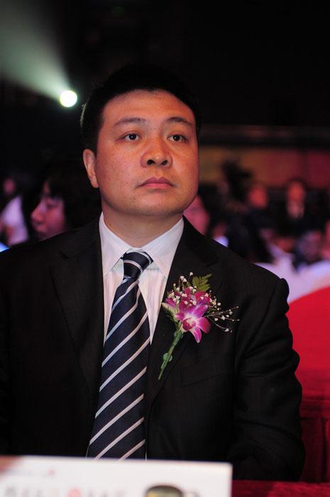 联想集团高级副总裁兼大中国区总裁陈绍鹏