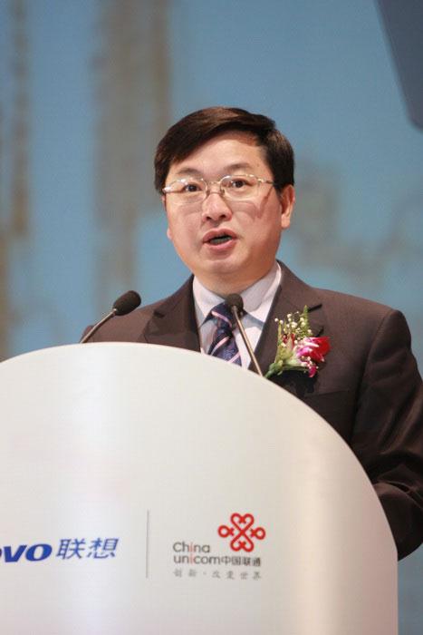 中国联通公司总经理陆益民