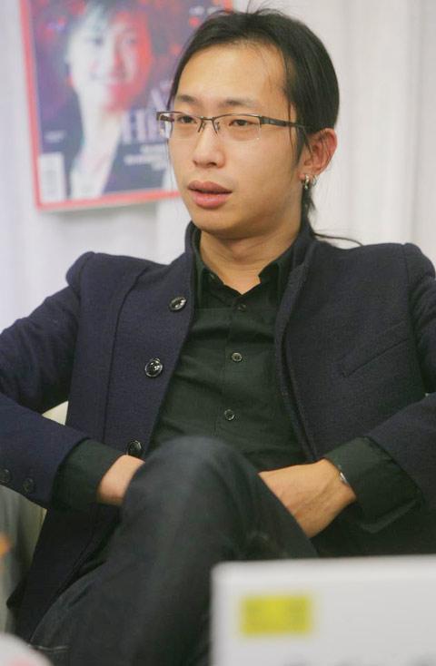 Timeout北京市场总监尤洋