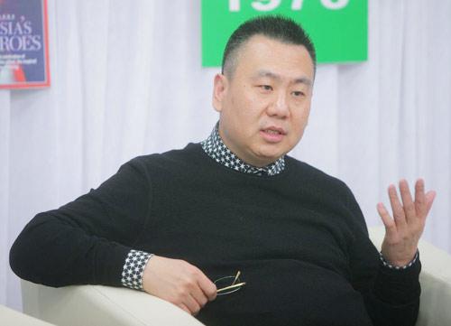 出版人、音乐监制、戏剧制作人王翔