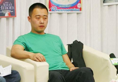 南方周末资深记者李宏宇