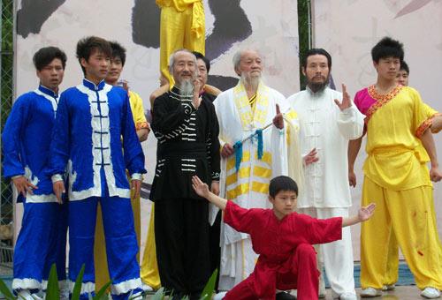 重庆地方拳师
