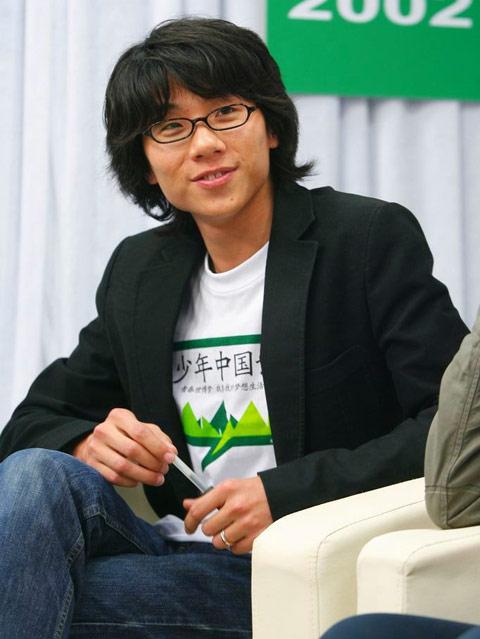 主持人:中国活跃的声音艺术家和实验音乐家张安定
