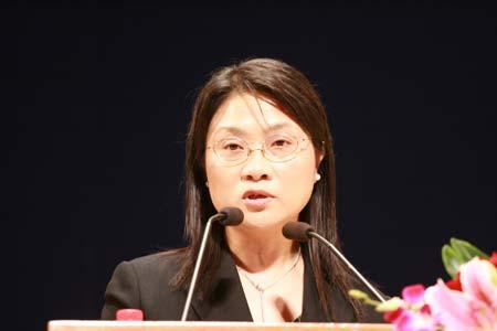 德高(中国)运营总裁 文玉兰
