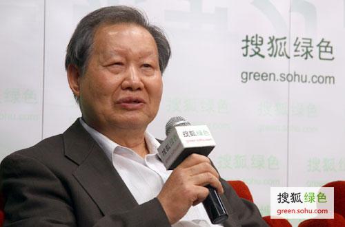 中国可再生能源学会秘书长孟宪淦 (搜狐绿色荣蓉/摄)