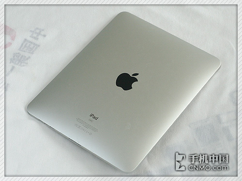 不仅是大号Touch 苹果iPad真机抢先赏