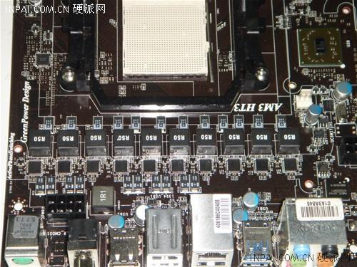 配钽电容能混交 微星870主板多图赏析