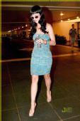 好莱坞街拍54期:裸色鞋高跟鞋 凯蒂-佩里
