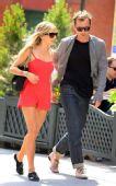 好莱坞街拍54期:情侣档 西耶娜和裘德-洛