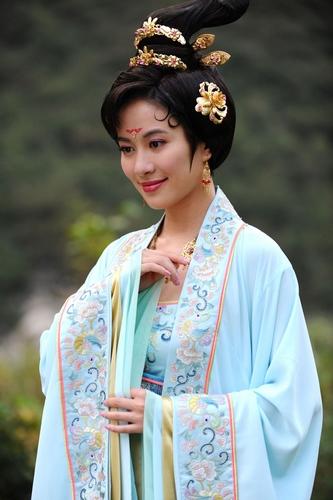 """《杨贵妃》热播 叶璇成就杨玉瑶的""""多面性""""图片"""