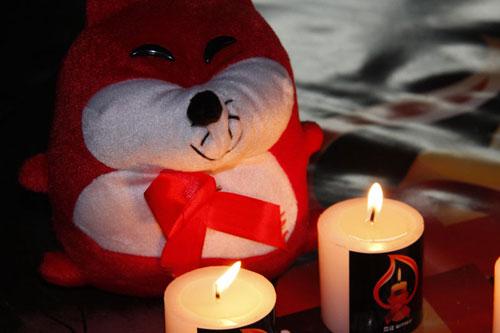 搜狐狐狸与蜡烛