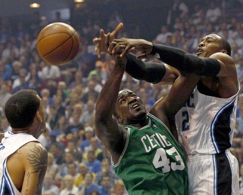 北京时间2010年5月17日,NBA季后赛继续进行.今天东部决赛率先图片