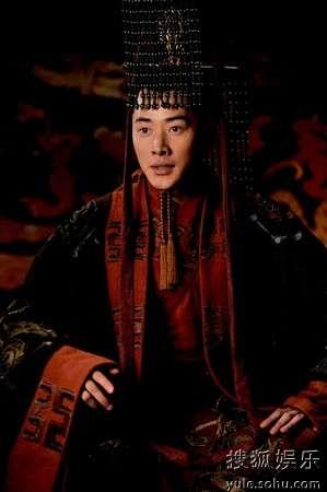 罗晋新《三国》演汉献帝