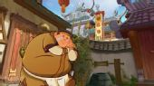 图:动画版《武林外传》剧照 - 大厨大嘴
