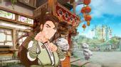 图:动画版《武林外传》剧照 - 跑堂白展堂