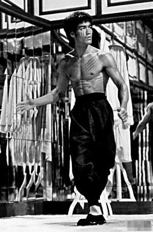 李小龙是被拍得最多的功夫巨星