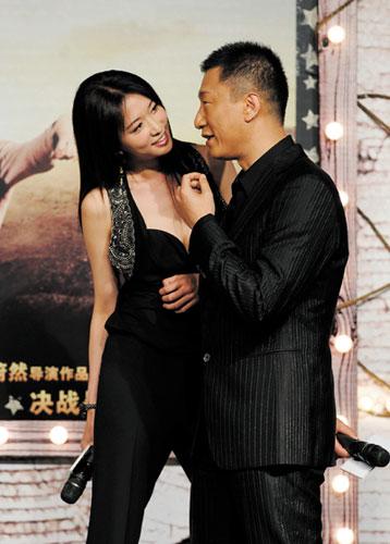 孙红雷谈搭档林志玲:我把她当男孩子(图)高中生肩膀痛图片