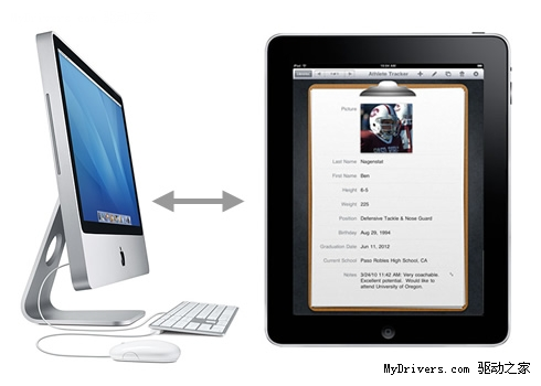 分析师称iPad销售速度已超苹果Mac机
