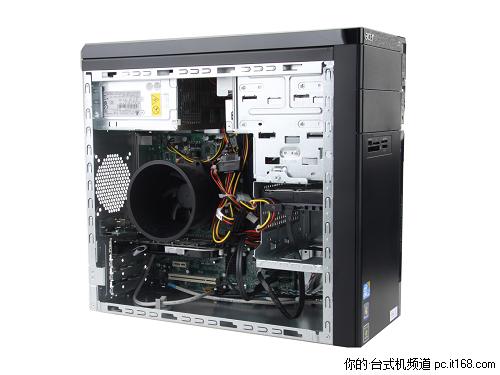 Acer Aspire M3910主机内部展示