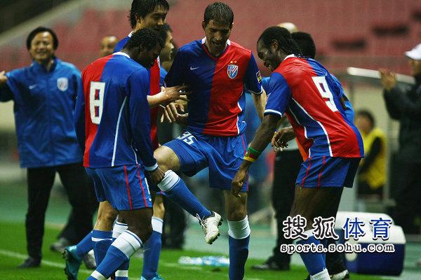 一:上海申花