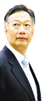 富士康老板郭台铭。(资料图片)